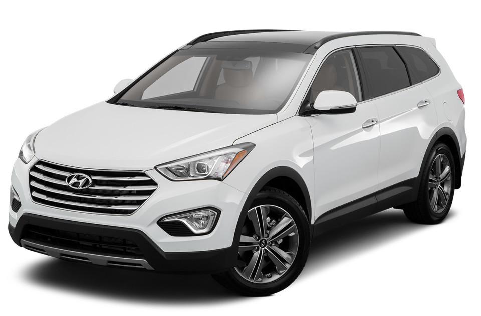 2016 Hyundai Santa Fe Limited Tuscaloosa