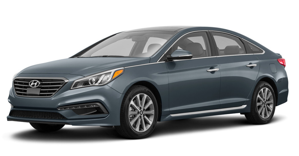 2016 Hyundai Sonata Limited Tuscaloosa