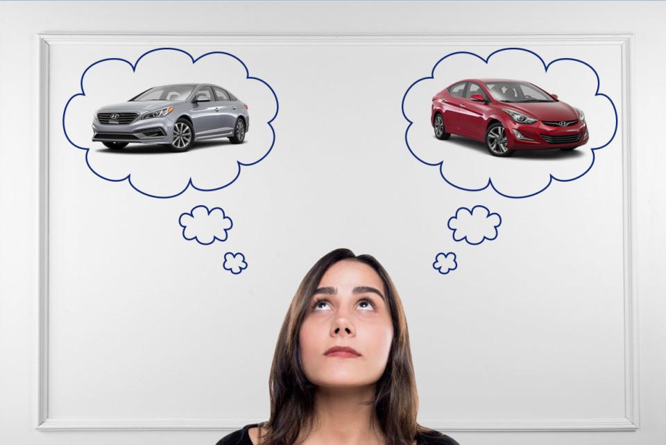 2016 Hyundai Sonata vs 2016 Hyundai Elantra Tuscaloosa Alabama