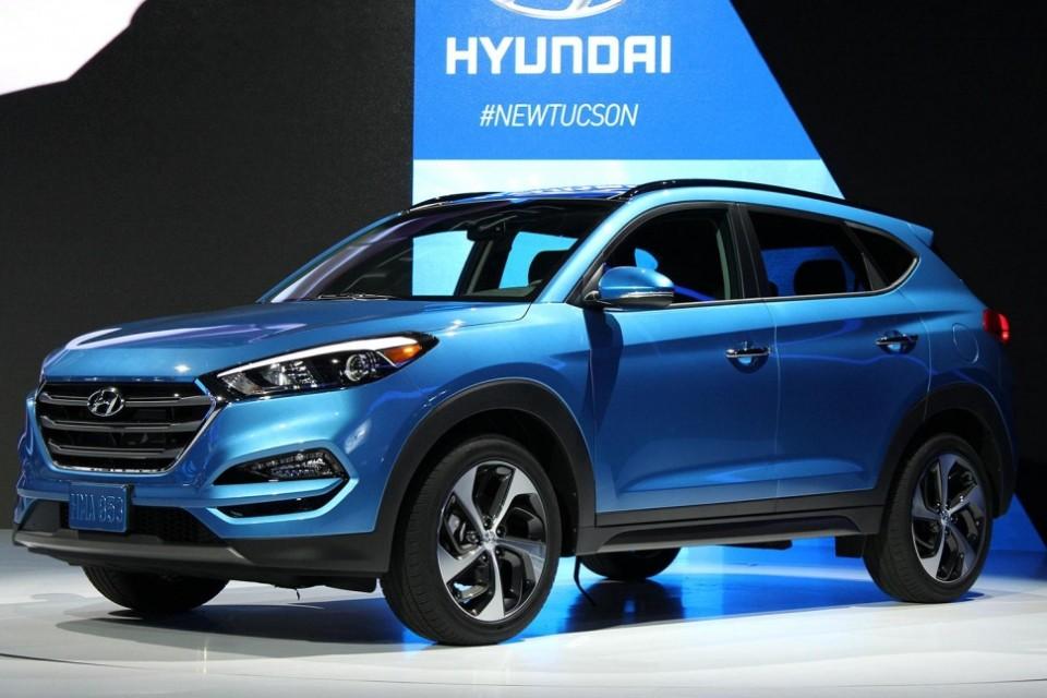 Hyundai Tucson Ford Escape Tuscaloosa