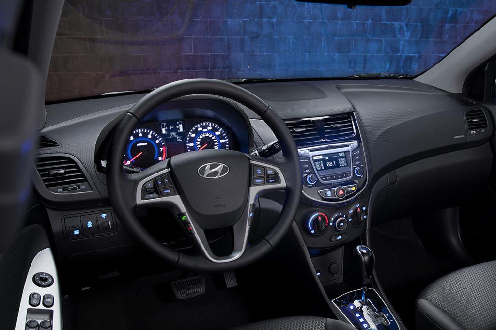 2017 Hyundai Accent Tuscaloosa