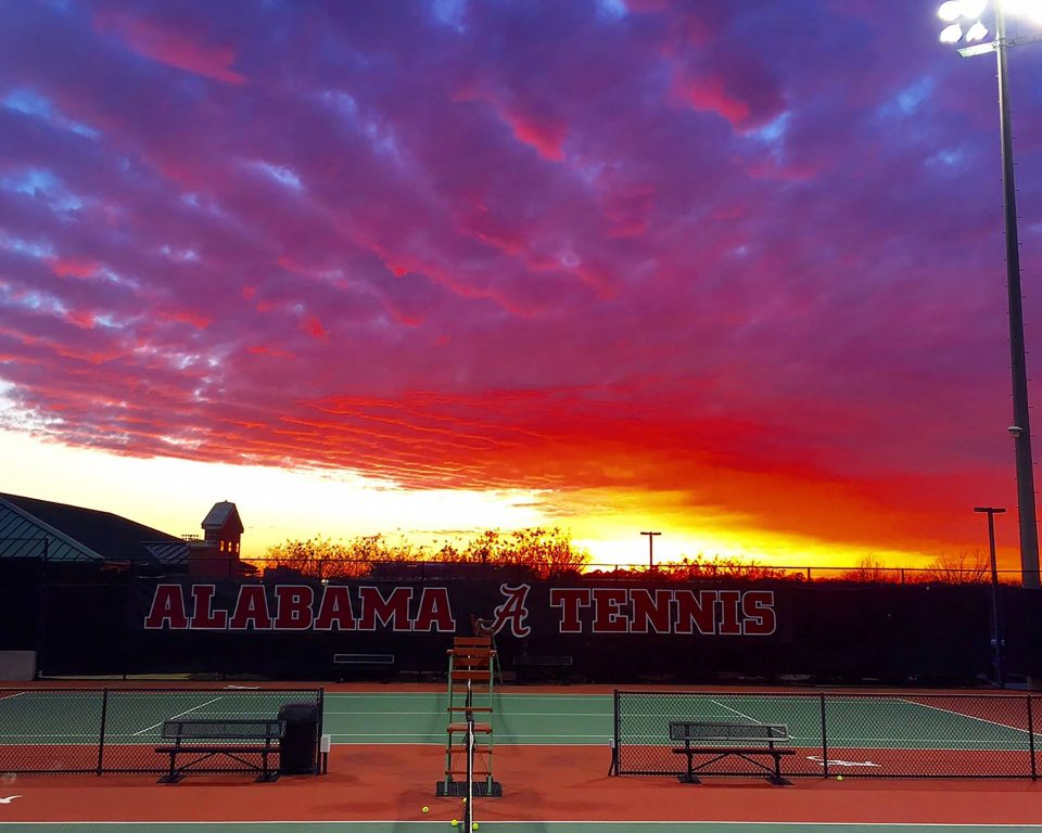 Univeristy of Alabama Tennis