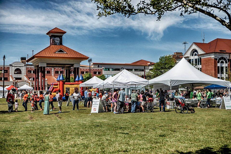 Druid City Arts Fest Tuscaloosa