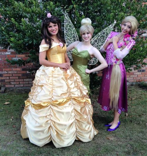 Treble Makers Princess & Hero Parties