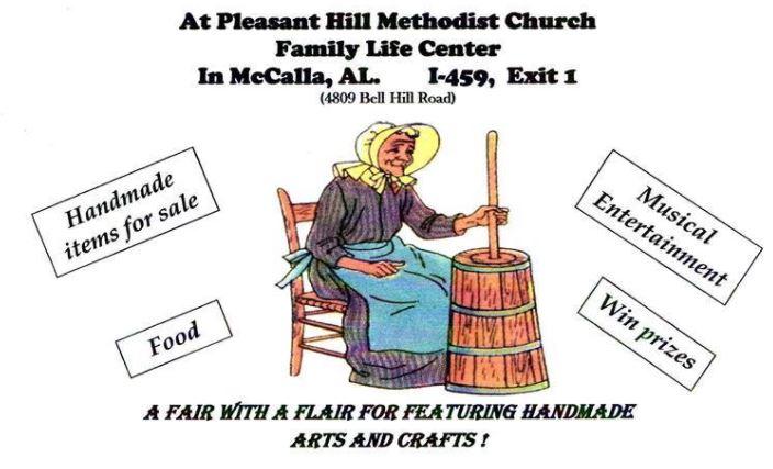 Alabama Folk Fair
