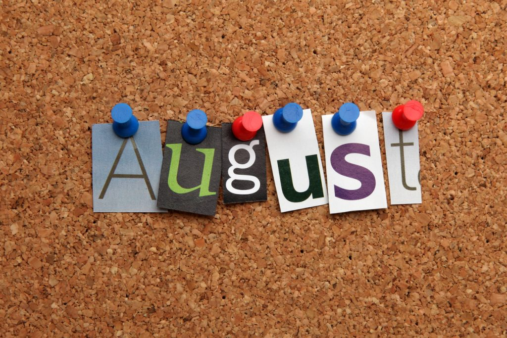 August Events Tuscaloosa